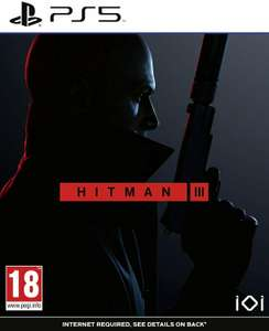 Hitman 3 (PS5) - £31.99 delivered with code @ Boss Deals eBay