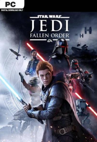 [Origin] Star Wars Jedi: Fallen Order (PC) - £11.79 @ CDKeys