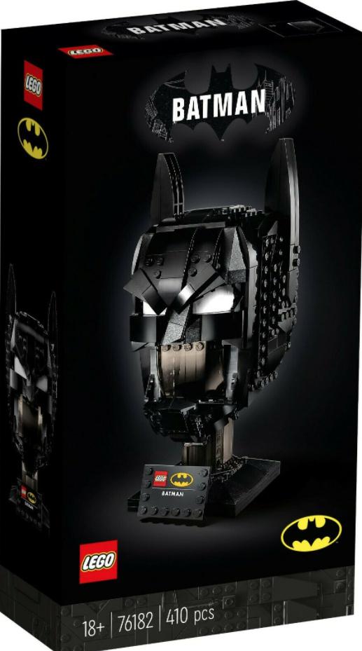 LEGO Batman Cowl Helmet 76182 £43.12 toybarnhaus eBay
