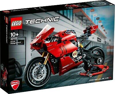 LEGO Technic 42107 Ducati Panigale V4 R - £35.19 @ toybarnhaus eBay