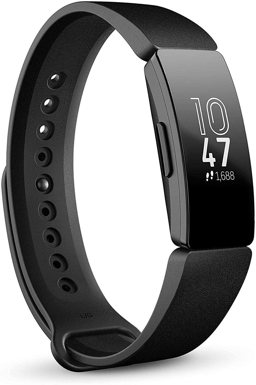 Fitbit Inspire Smart Watch Fitness Tracker + JLab Go Air True Wireless Earbuds multi buy offer at Argos