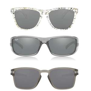 Sunglasses Sale + 20% off For Newsletter Signups - EG: Oakley Latch Square (Asia Fit) OO9358 Grey £60 / £48 After Code @ Sunglasses Shop