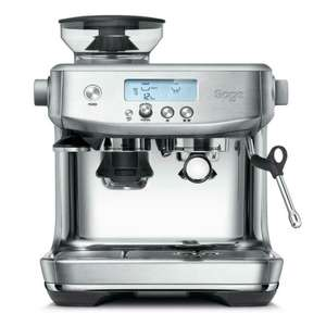 Sage The Barista Pro SES878 Coffee Espresso Maker Machine Silver with cleaning kit (Used) - £349.99 @ xsitemsltd eBay