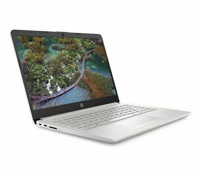 "Refurbished HP 14"" Laptop - i5 10th Gen, 512 GB SSD, 8GB DDR4, Silver - £379.18 UK Mainland @ Currys Clearance eBay"