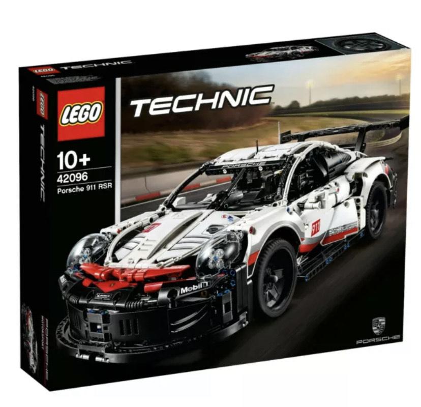 LEGO Technic 42096 Porsche 911 RSR £87.99 with code NOW £87.99 at ebay /  toybarnhaus