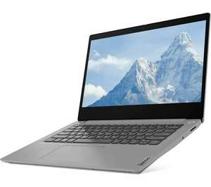 "Refurbished LENOVO IdeaPad 3 14"" Laptop AMD Ryzen 3 128GB SSD Grey REFURB A - £243.20 @ currys_clearance eBay (UK Mainland)"