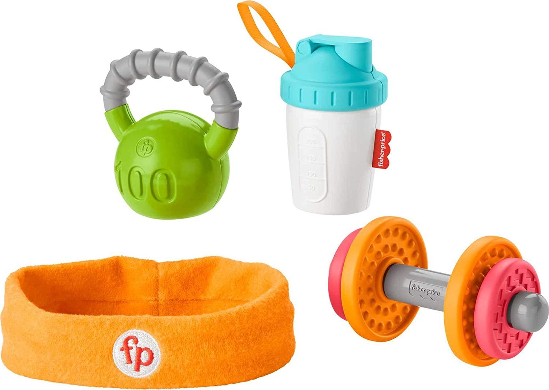 Fisher-Price Baby Biceps Gift Set £7.99 Prime / £12.48 Non Prime Amazon