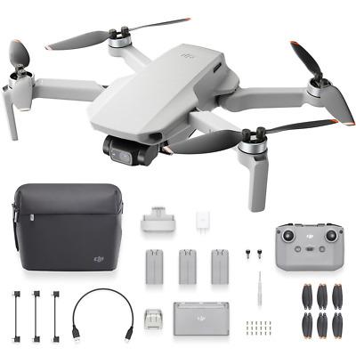 DJI Mini 2 4K Mavic Mini 2 Ultraportable Drone Fly More Combo - £519 @ cameracentreuk eBay
