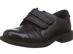 Clarks boy's Scala Skye T Loafers size 7.5 wide (size 7 also on offer) now £8.38 prime / £12.87 non prime at Amazon