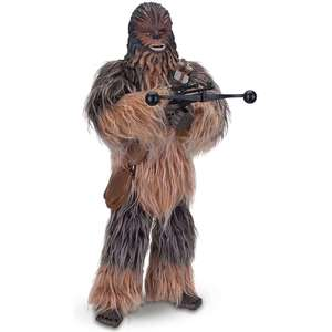 "Star Wars 13484 Chewbacca Animatronic Interactive 17"" Figure £31.99 Delivered @ Maqio Toys"