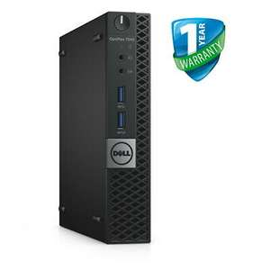 Refurbished Dell OptiPlex 7040 PC - i5 6th Gen, 8GB RAM, 240GB SSD, Windows 10 Pro - £199.20 (UK Mainland) @ mydigitaltech_uk eBay