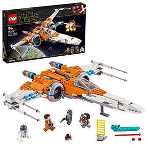 LEGO Star Wars 75273 Poe Dameron's X-wing Fighter £71.98 delivered at Amazon