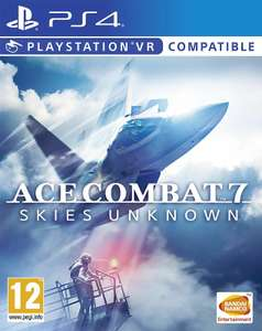 Ace Combat 7 Skies Unknown (PS4) £12 Delivered (Using Code) @ Boss_Deals/eBay - UK Mainland