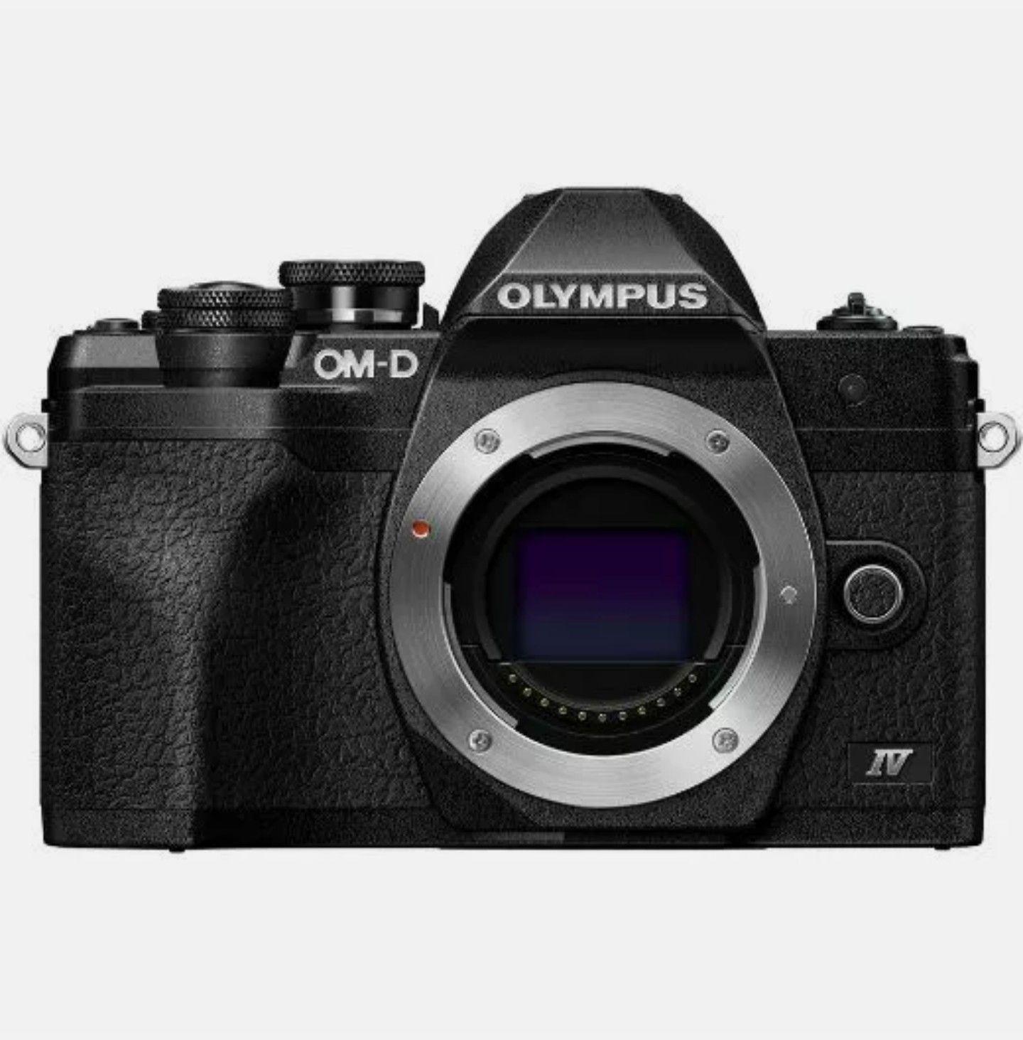 A - Olympus OM-D E-M10 Mark IV Digital Camera Body Black - Opened never used £489 @ cameracentreuk eBay