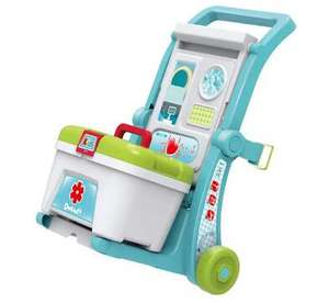 Chad Valley Role Play Medical Trolley for £16.66 with click and collect (or +£3.95 delivery) @ Argos