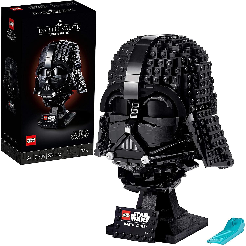 Lego Star Wars 75304 Darth Vader Helmet - £54.99 @ Costco