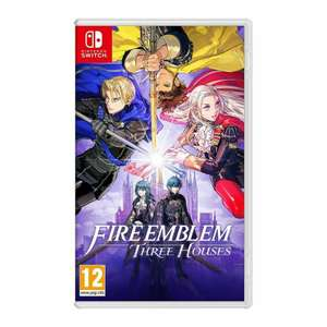 Fire Emblem Three Houses (Nintendo Switch) - £37.56 @ The Game Collection eBay