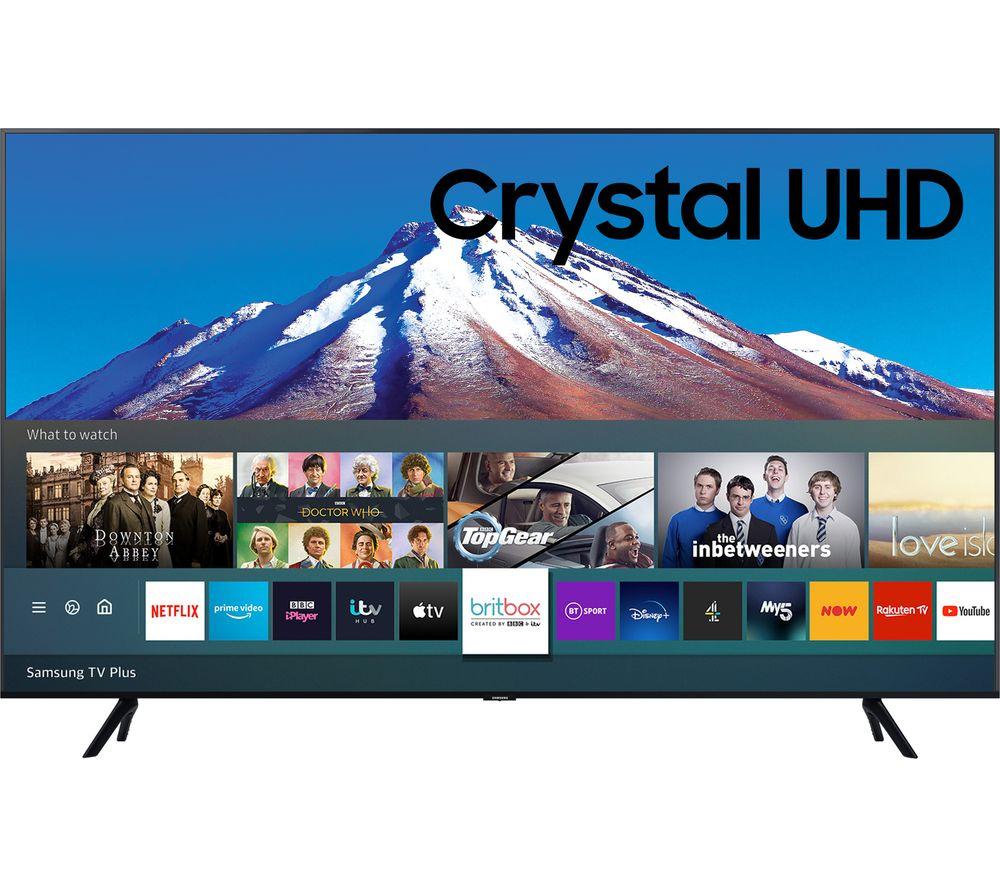 Samsung UE50TU7020 (2020) HDR 4K Ultra HD Smart TV, 50 inch with TVPlus - £339 @ peter_tyson eBay