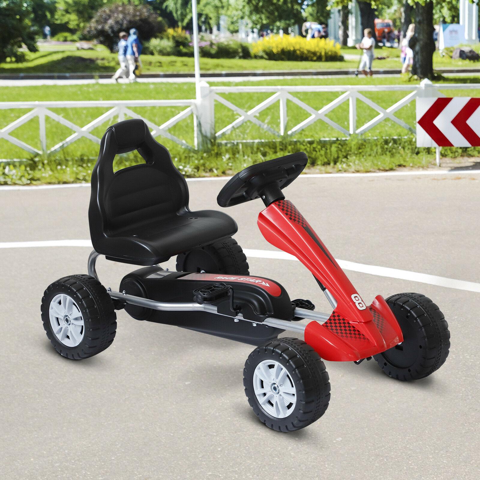 Pedal Go Kart now £29.59 delivered (UK Mainland) @ eBay / 2011homcom
