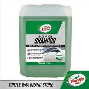 Turtle Wax Pro Wash & Wax Car Shampoo 25 Litre - £28 delivered using code @ turtlewaxeurope / eBay