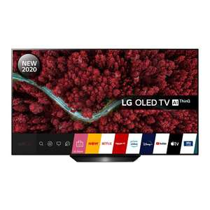 LG OLED55BX6LB (2020) OLED HDR 4K Ultra HD Smart TV, 55 inch with Freeview HD/Freesat HD £885 with code (UK Mainland) @ RGBdirect eBay