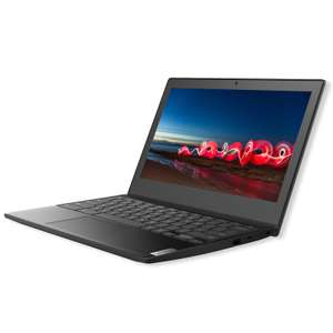 "Lenovo Ideapad Slim 3 Intel N4020 4GB RAM 32GB eMMC 11.6"" Chromebook - £159.99 delivered with code @ Laptopoutletdirect / eBay"