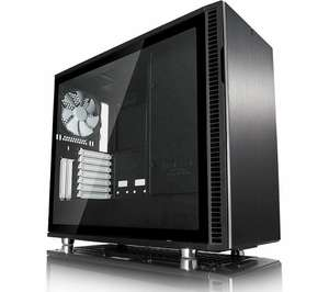Fractal Design Define R6 ATX Full Tower PC Case - £88 delivered using code @ currys_clearance / eBay (UK Mainland)