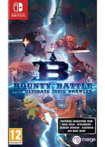 Bounty Battle: The Ultimate Indie Brawler (Nintendo Switch) £13.85 delivered at Base