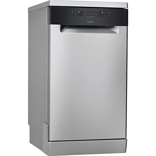 Whirlpool WSFE2B19XUK Freestanding Slimline Dishwasher, 10 place settings [Energy Class A+] Used: Acceptable £185.93 @ Amazon warehouse