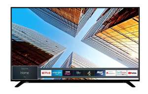 Toshiba 65ul2063db 65 inch 4K smart TV reduced to clear Tesco Haverfordwest