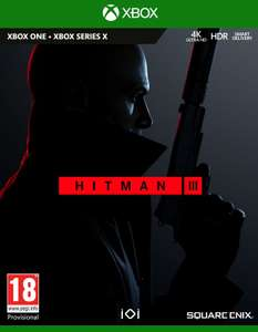 Hitman 3 [Xbox One / Series X/S] £30.39 delivered using code @ Boss Deals eBay UK Mainland