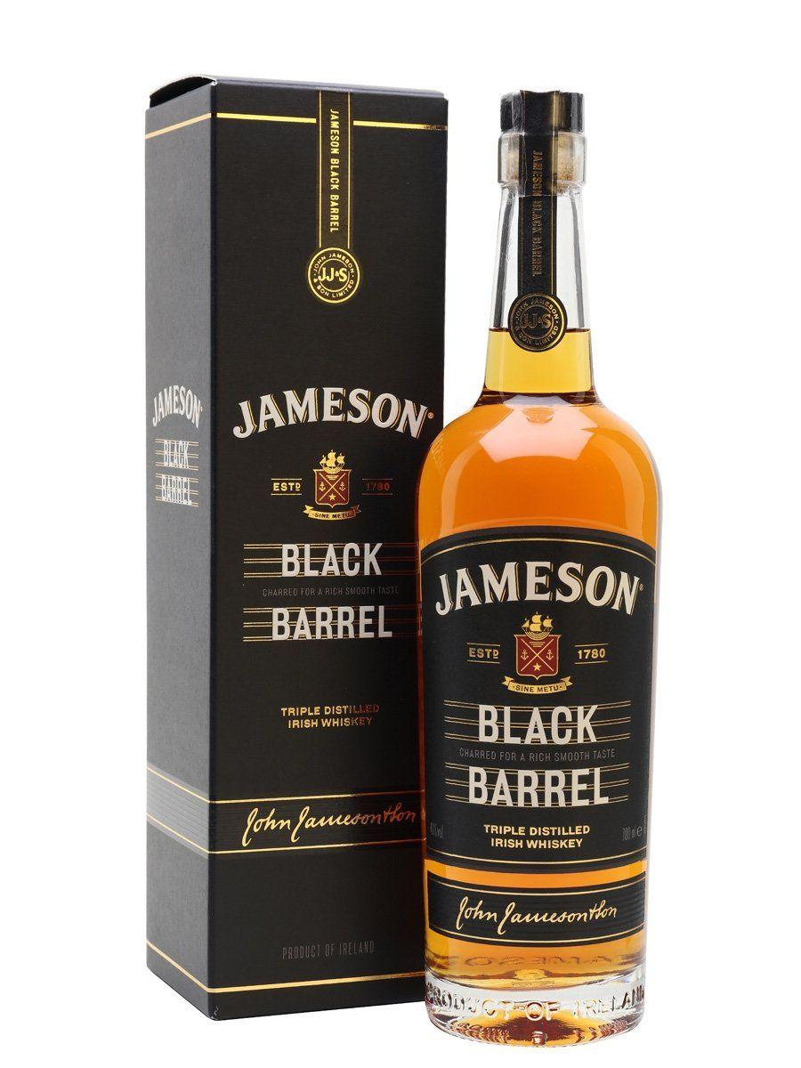 Jameson Black Barrel Irish whiskey 70cl - £19 instore at Marks & Spencer, Kensington High Street