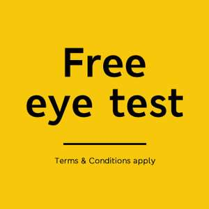 Free Eye Test with voucher (Selected locations) @ M&S Opticians