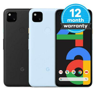 Google Pixel 4a (4G) - 128GB - Unlocked - Pristine £250.49 @ Ebay Musicmagpie