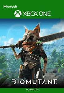 Biomutant [Xbox One / Series X/S - Argentina via VPN] Pre-Order £21.14 using code @ Eneba / All For Gamers