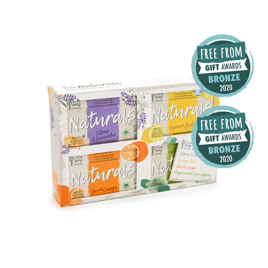 Little Soap Company Naturals Lemon Zest/Peppermint & Eucalyptus 25p @ Asda Bradford