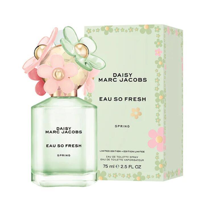 Limited Edition Marc Jacobs Daisy So Fresh Spring Eau de Toilette 75ml - £44 delivered @ Superdrug