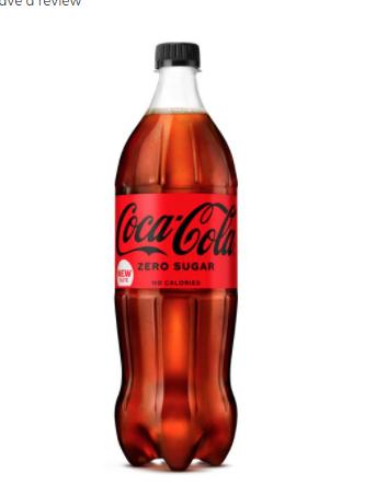 Coca cola coke zero bottle 1.25l £0.90p @ Home Bargains Chadwell heath