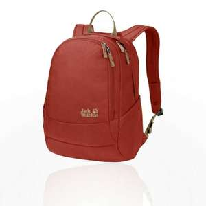 Jack Wolfskin Unisex Perfect Day Backpack (4 Colours) £17.99 Delivered (With Code) @ sportsshoes_outlet / eBay