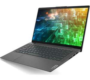 "Lenovo IdeaPad 5i 14"" Laptop Intel Core i5 256 GB SSD Grey (Refurb A) - £323.80 delivered with code @ currys_clearance / eBay (UK Mainland)"