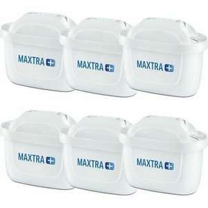 6 x BRITA Maxtra+ Plus Water Filter Jug Cartridges, £19.16 delivered with code at nxs-ballymoney / eBay