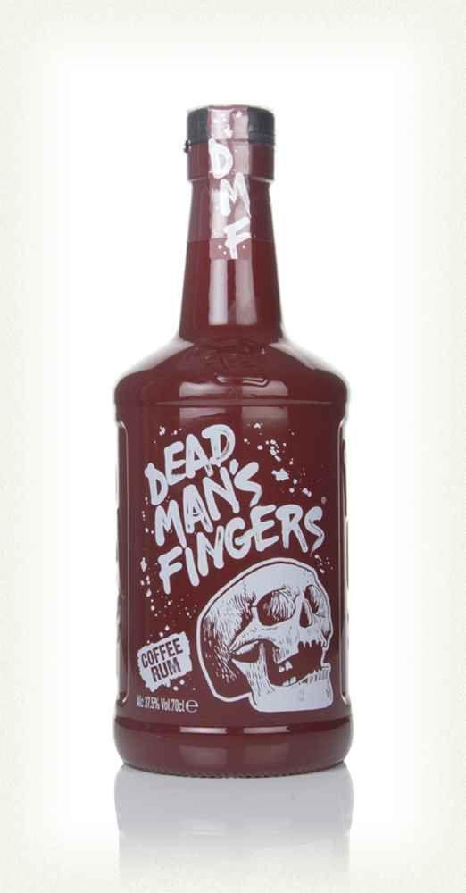 Dead Man's Fingers Coffee Rum 70cl - £14 instore at Marks & Spencer, Kensington High Street