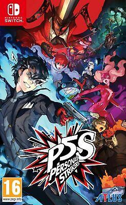 Persona 5 Strikers (Nintendo Switch) - £31.99 - Boss_deals on ebay