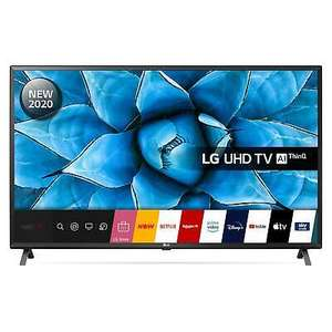 LG 49UN73006LA 49 4K Ultra HD Smart TV with webOS - £369.00 with code (UK Mainland) @ Hughes electricals via eBay
