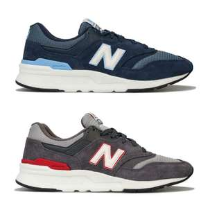 Mens New Balance 997H Trainers Navy/Grey Size 6 £27.15 / New Balance 393 Trainers Blue/Black 6-8 £27.15 with code @ bigbranddoutlet /ebay