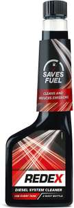 Redex Diesel / Petrol Fuel System Cleaner 250ml £2 (+£4.49 Non Prime) @ Amazon