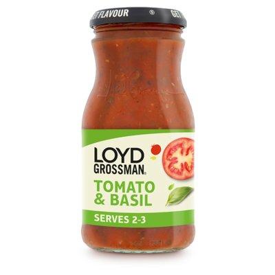 Loyd Grossman pasta sauces 350g - £1.00 @ Waitrose