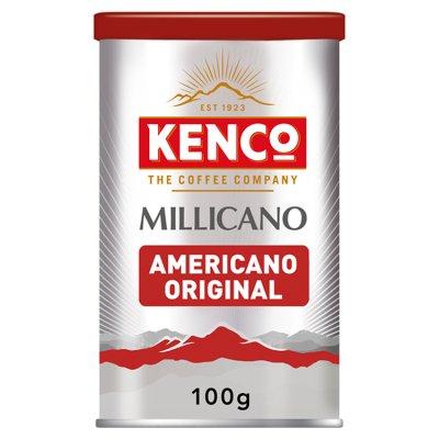 Kenco Millicano Americano Instant Coffee 95g & 100g - £2.55 @ Waitrose & Partners