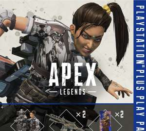Apex Legends PlayStation Plus Pack - Free Skins @ PSN Store
