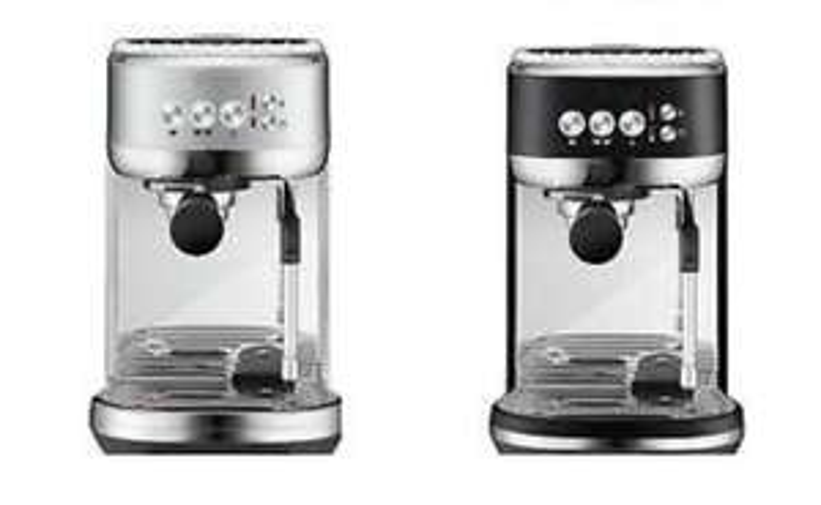 Sage The Bambino Plus Espresso Coffee Machine SES500 Silver/Black £159.99 with code (UK Mainland & NI) @ ebay xsitems_ltd